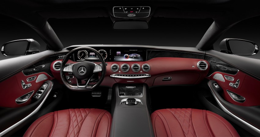 Mercedes-Benz S-Class Coupe – crystal clear details Image #227837