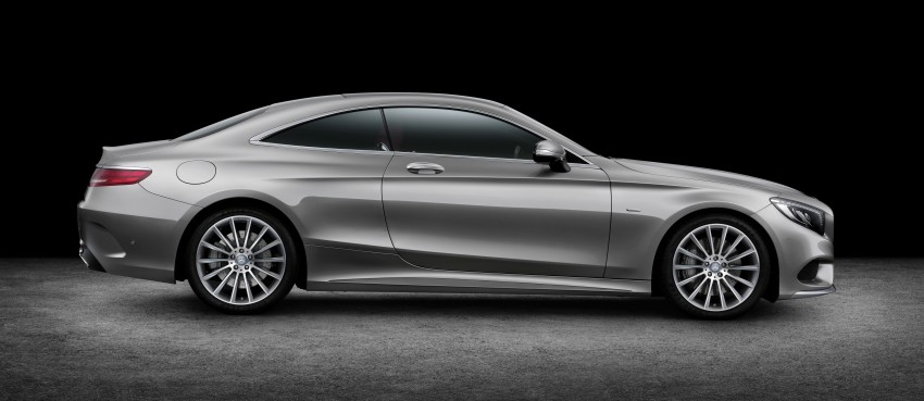 Mercedes-Benz S-Class Coupe – crystal clear details Image #227840