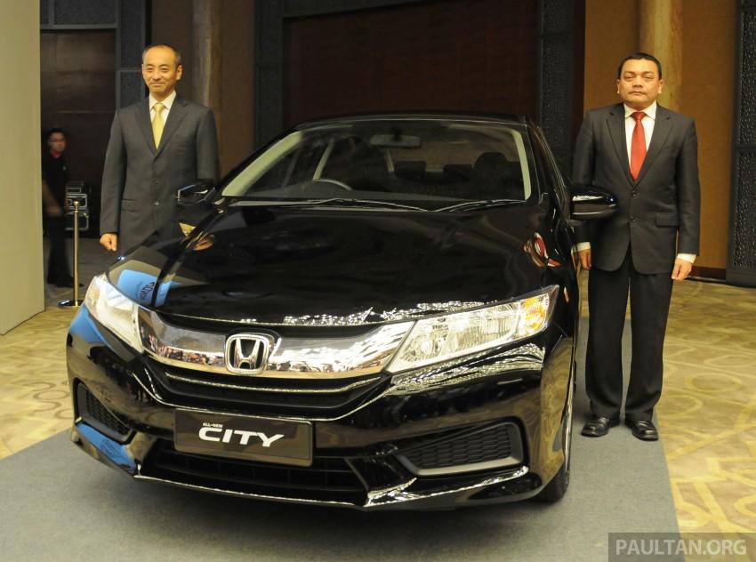 2014 Honda City Malaysia