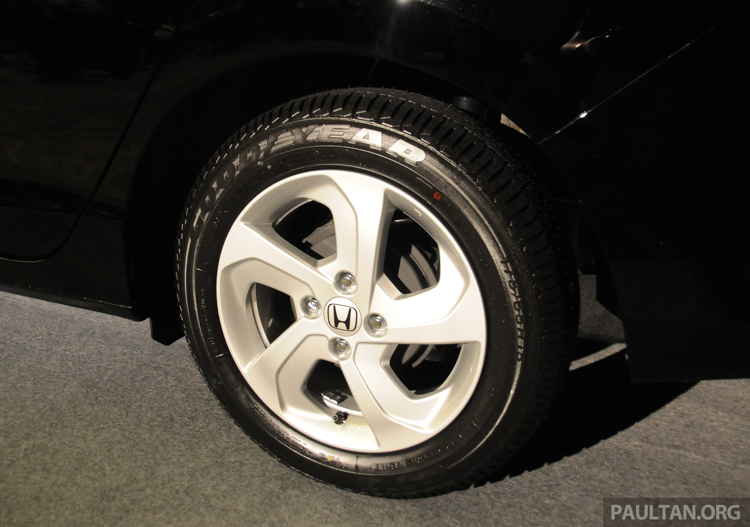 Back to Story: 2014 Honda City – Malaysian-spec model previewed