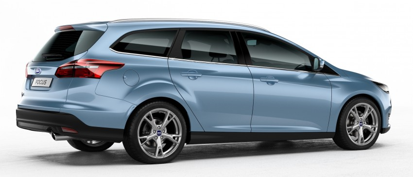 2014 Ford Focus facelift gets revised looks and interior Image #230222