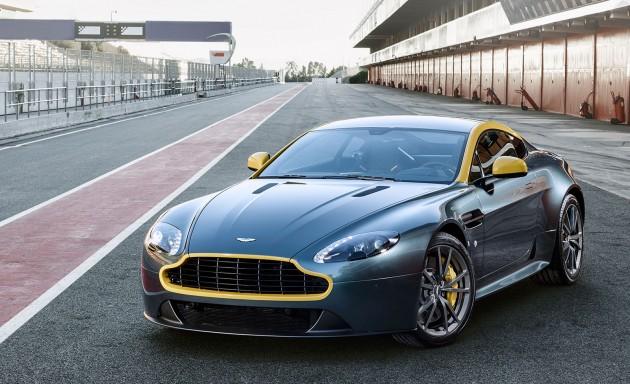 Aston V8 Vantage N430-22