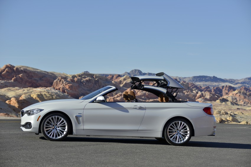 DRIVEN: BMW 435i Convertible tested in Las Vegas Image #228888