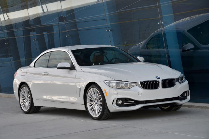 DRIVEN: BMW 435i Convertible tested in Las Vegas Image #228855