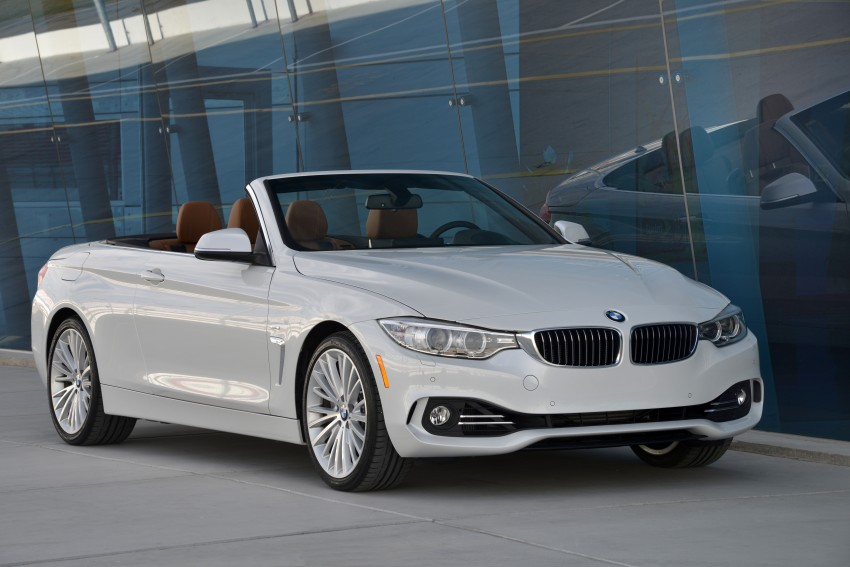DRIVEN: BMW 435i Convertible tested in Las Vegas Image #228854