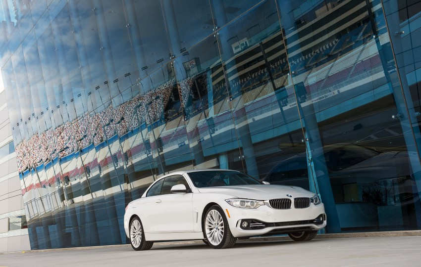 DRIVEN: BMW 435i Convertible tested in Las Vegas Image #228852