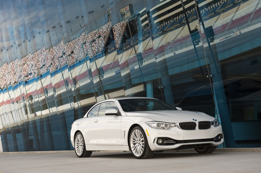 DRIVEN: BMW 435i Convertible tested in Las Vegas Image #228851