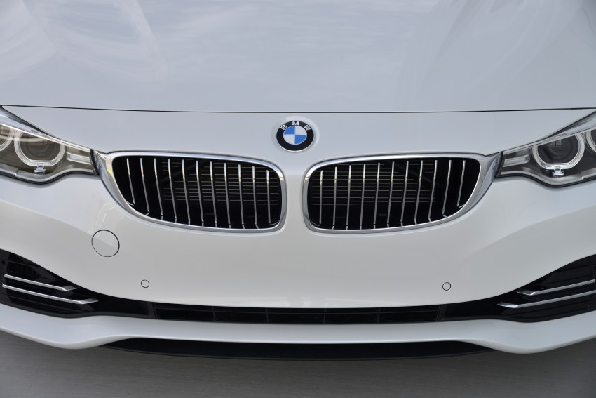 DRIVEN: BMW 435i Convertible tested in Las Vegas Image #228831