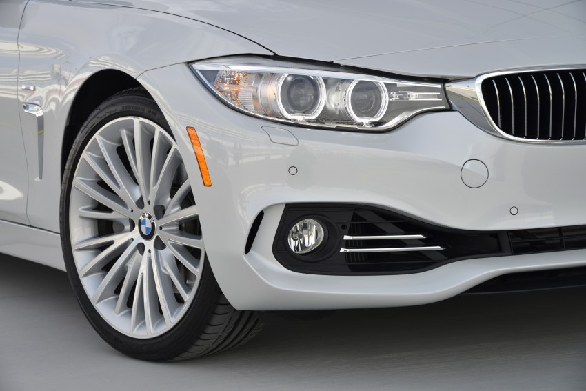 DRIVEN: BMW 435i Convertible tested in Las Vegas Image #228830