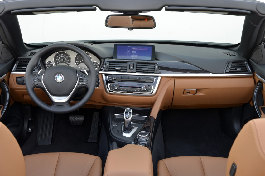 DRIVEN: BMW 435i Convertible tested in Las Vegas Image #228820