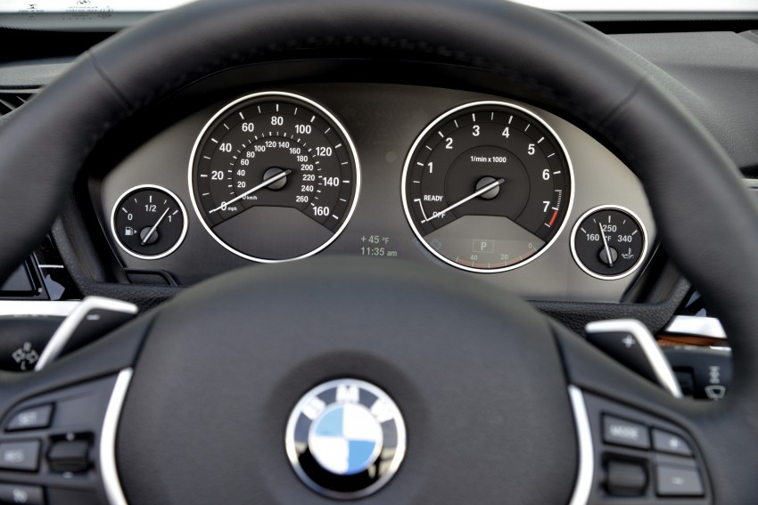 DRIVEN: BMW 435i Convertible tested in Las Vegas Image #228819