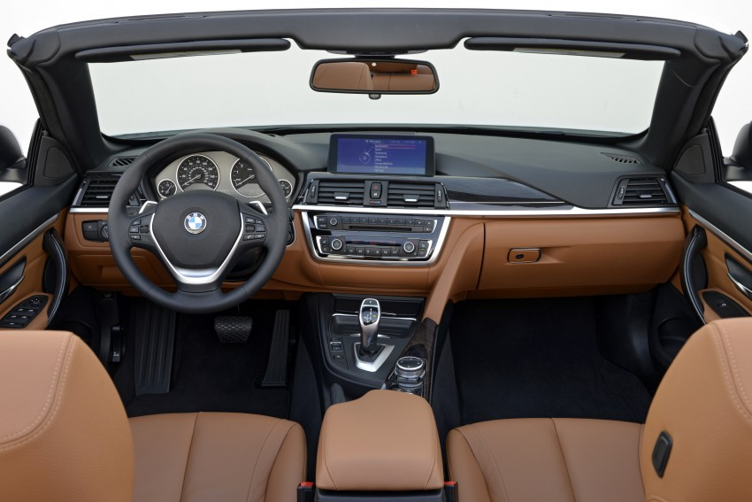 DRIVEN: BMW 435i Convertible tested in Las Vegas Image #228818