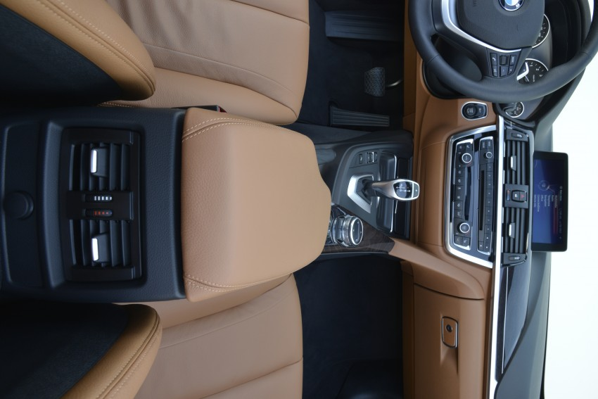 DRIVEN: BMW 435i Convertible tested in Las Vegas Image #228815