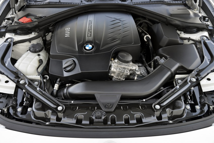 DRIVEN: BMW 435i Convertible tested in Las Vegas Image #228807