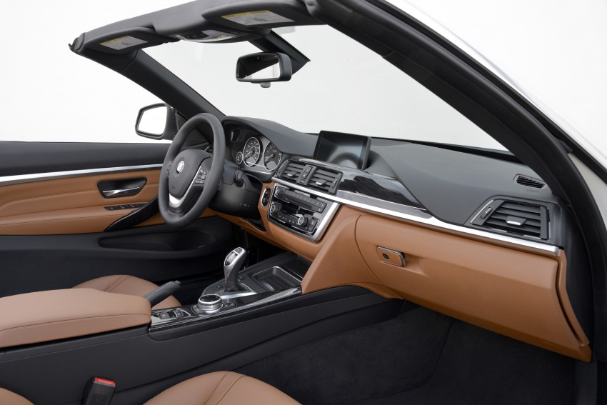 DRIVEN: BMW 435i Convertible tested in Las Vegas Image #228800