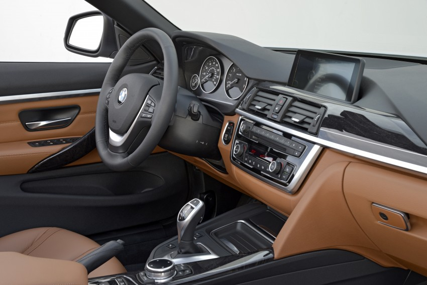 DRIVEN: BMW 435i Convertible tested in Las Vegas Image #228799