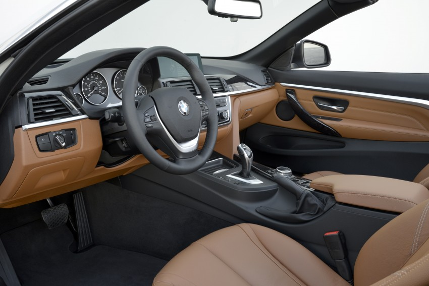 DRIVEN: BMW 435i Convertible tested in Las Vegas Image #228798