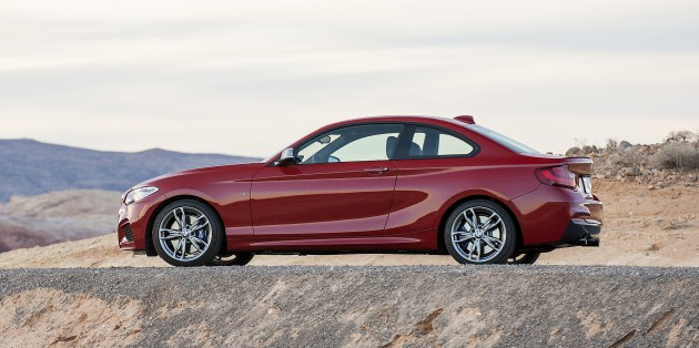 Driven Bmw M235i Coupe Tested In Las Vegas
