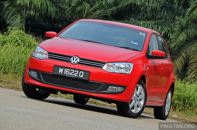 gst: no change in volkswagen malaysia's retail prices
