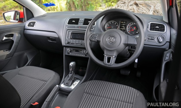 driven: vw polo 1.6 - locally-built, german quality?