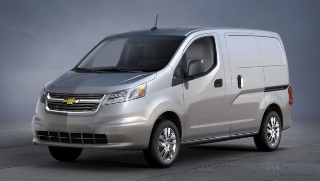 Chevrolet City Express-07