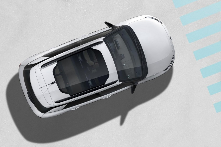 Citroen C4 Cactus unveiled with roof-mounted airbag Image #226850