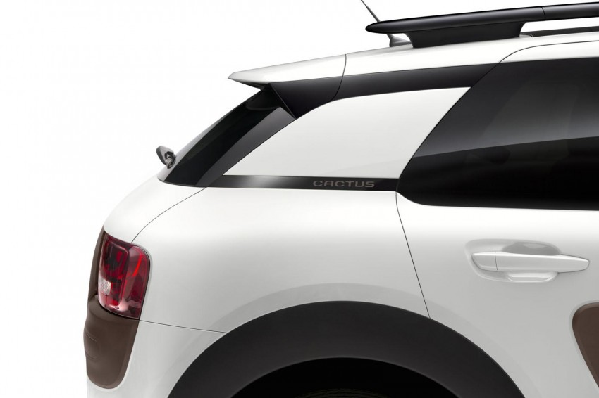 Citroen C4 Cactus unveiled with roof-mounted airbag Image #226854