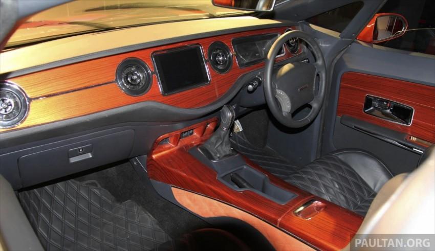 DC Design Eleron – conceptualising a targa-top SUV Image #227748