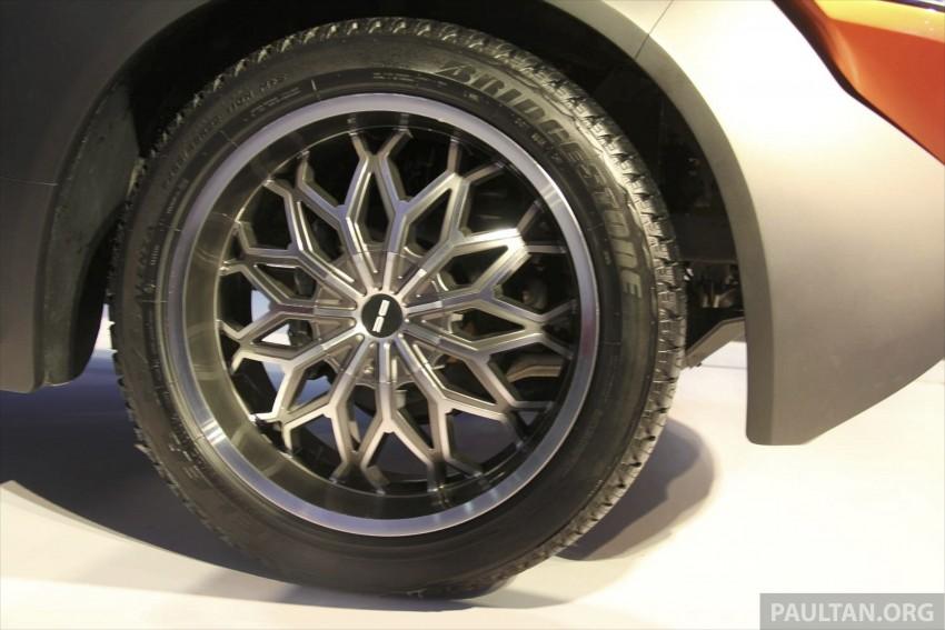 DC Design Eleron – conceptualising a targa-top SUV Image #227753