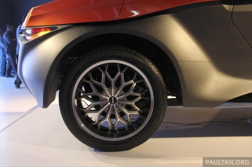 DC Design Eleron – conceptualising a targa-top SUV Image #227755