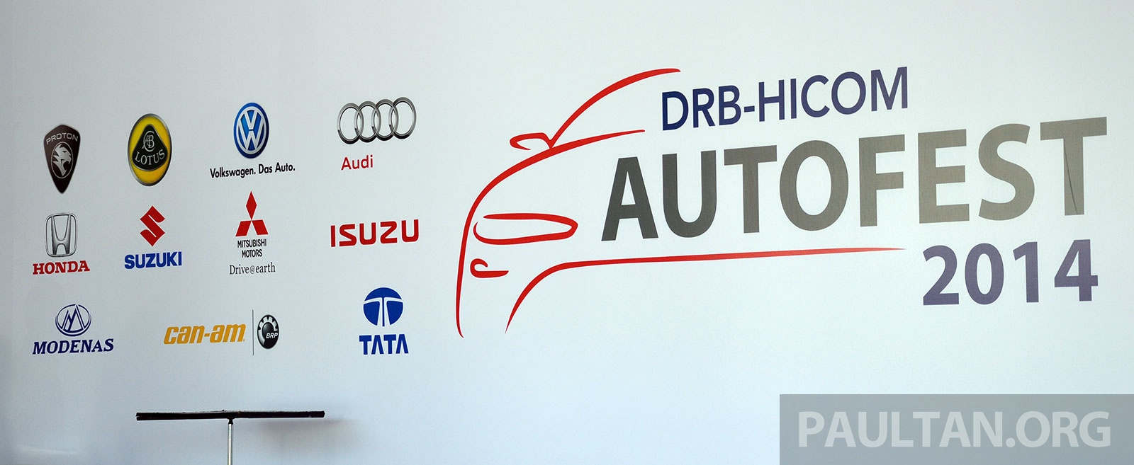 All Car Brands >> DRB-Hicom Autofest 2014 @ EON Complex Glenmarie – eight car brands and two bike brands gathered ...