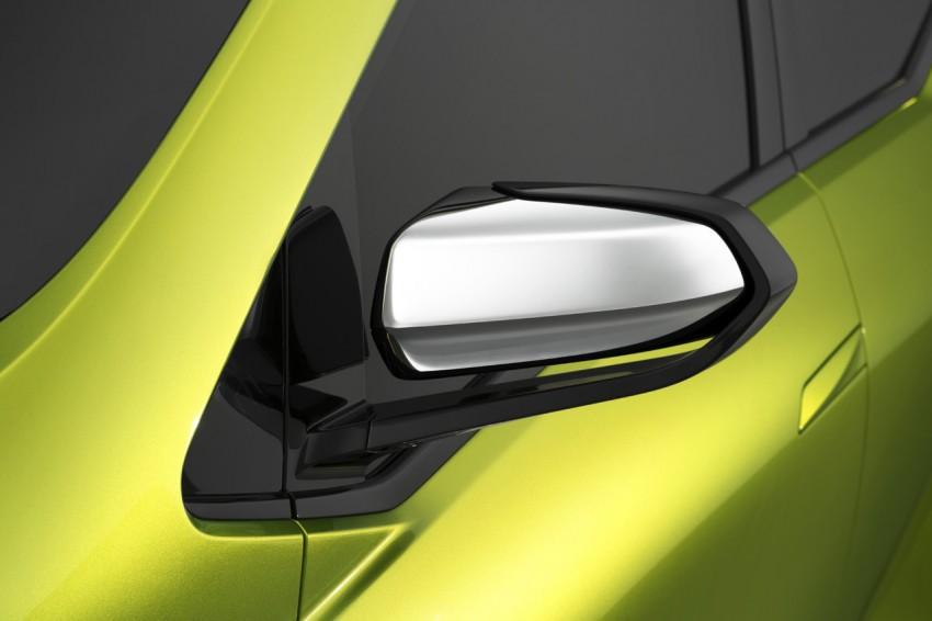 Datsun redi-GO Concept mini SUV debuts in Delhi Image #226924