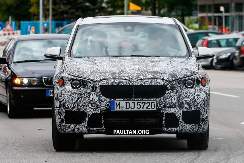 Next-gen F48 BMW X1 to be smaller; spawn X2 coupe Image #230354