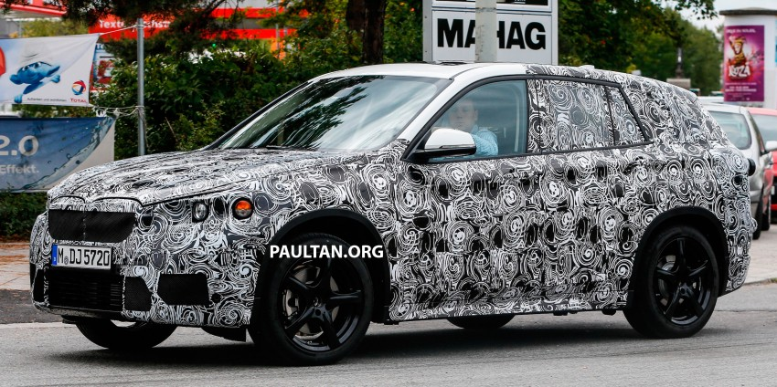 Next-gen F48 BMW X1 to be smaller; spawn X2 coupe Image #230356