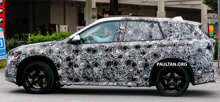 Next-gen F48 BMW X1 to be smaller; spawn X2 coupe Image #230357