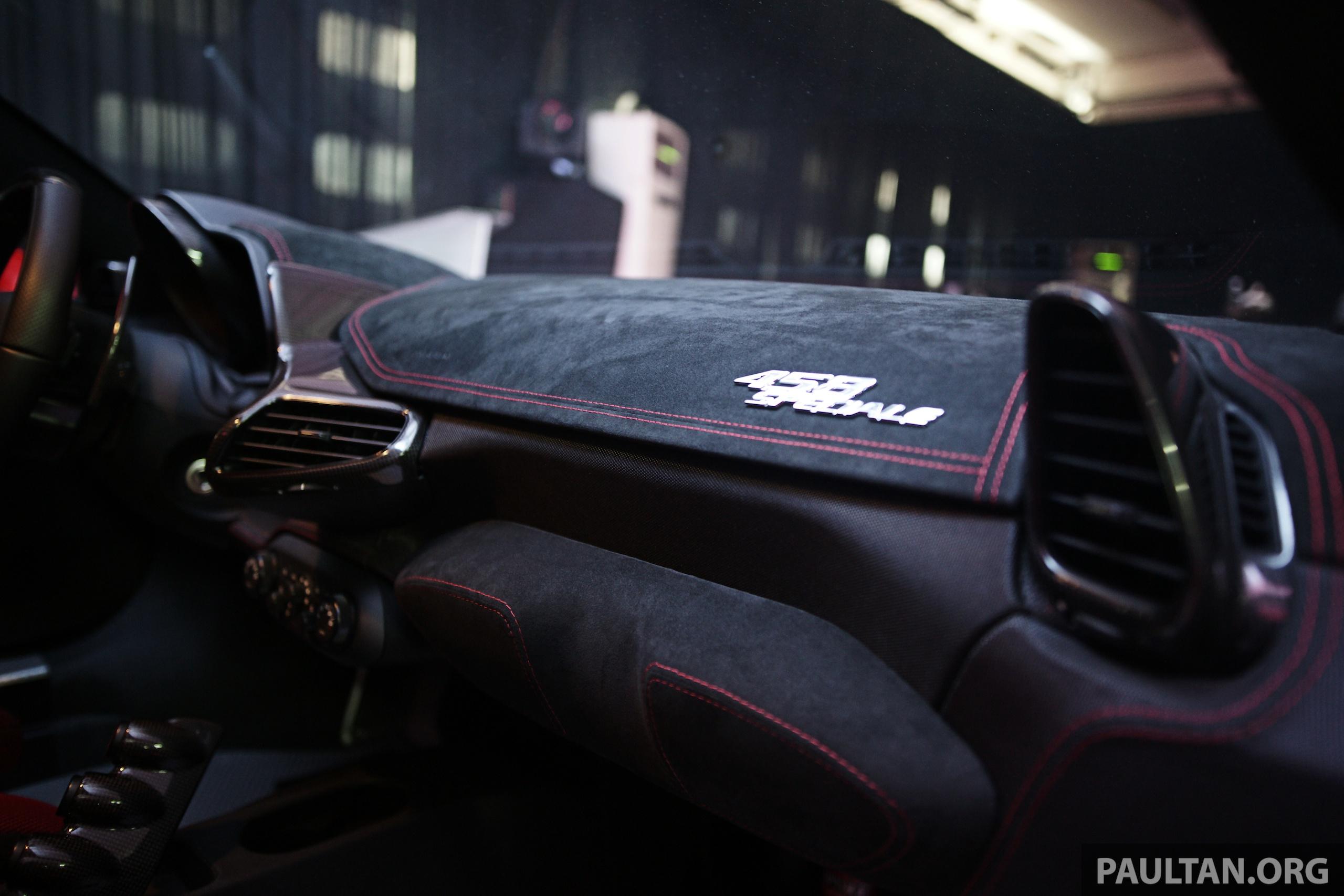 Ferrari 458 Speciale Makes Local Debut At Sepang Image 230046