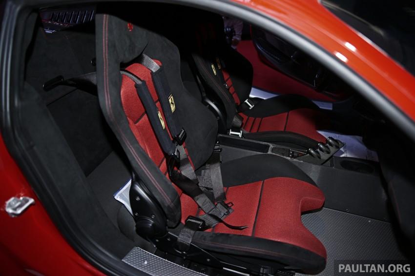 Ferrari 458 Speciale makes local debut at Sepang Image #230056