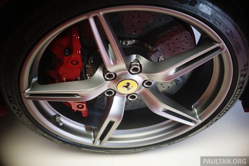 Ferrari 458 Speciale makes local debut at Sepang Image #230065