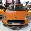 Fiat Punto Avventura fk 03