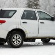 Ford Everest SUV 3