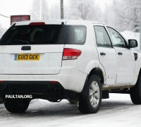 Ford Everest SUV 6