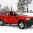 Ford Ranger SUV 4