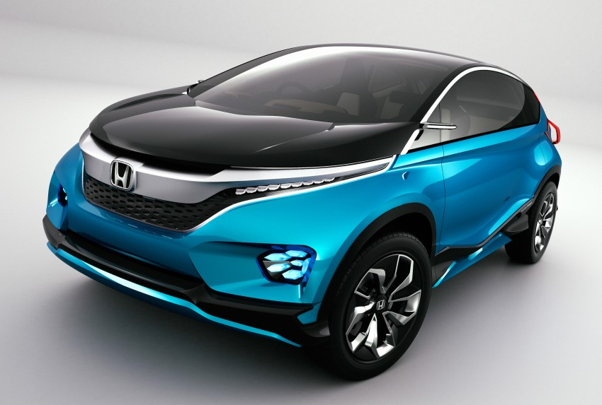 Honda Vision XS-1 concept study premieres in India Image #226509