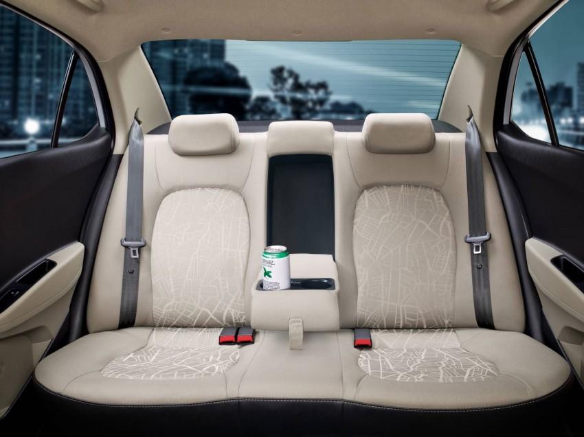 Hyundai Xcent – Grand i10 Sedan debuts in India Image #226295