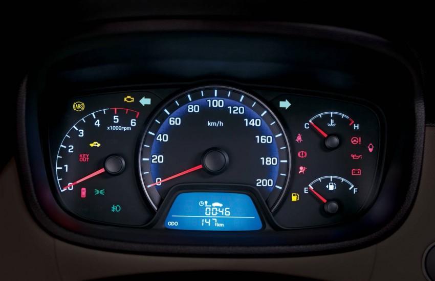 Hyundai Xcent – Grand i10 Sedan debuts in India Image #226296