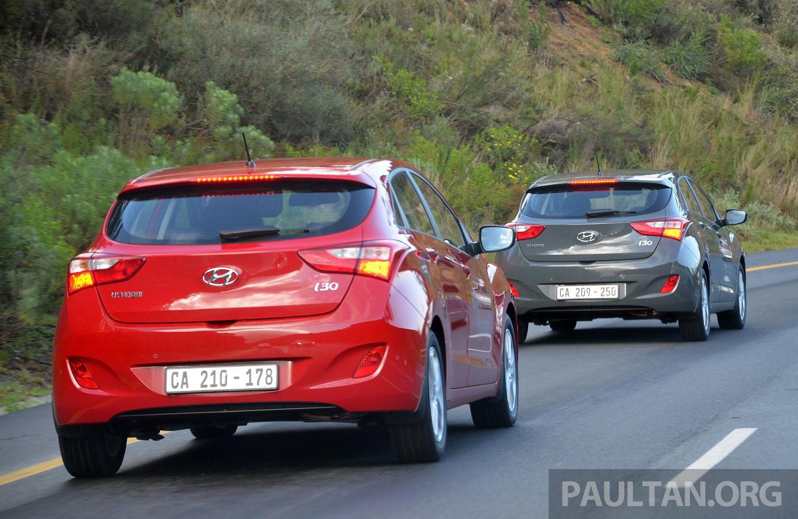 DRIVEN: New Hyundai i30 plays a good round of Golf Paul ...