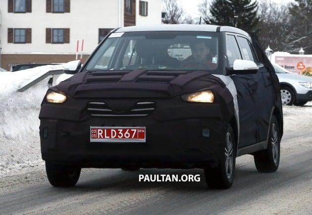 Hyundai ix25 8