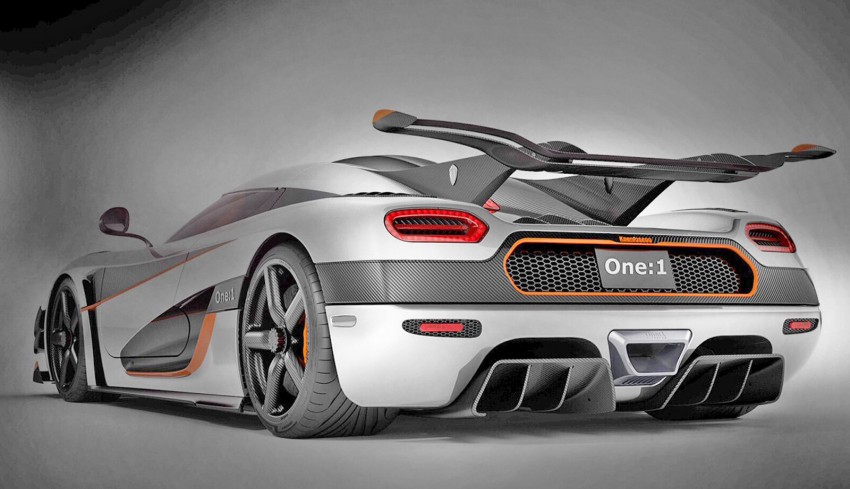 Koenigsegg One:1 gets 1,340 hp to match its 1,340 kg Image #227582
