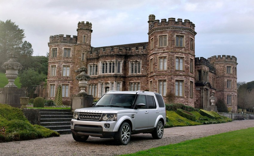 Land Rover Discovery XXV Edition – Disco turns 25 Image #229406
