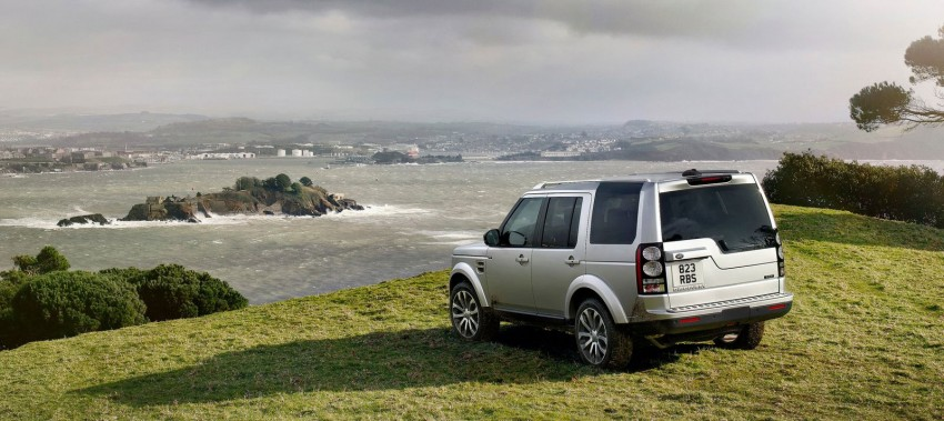 Land Rover Discovery XXV Edition – Disco turns 25 Image #229408